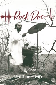Rock Doc by Neil Ratner MD Book Cover