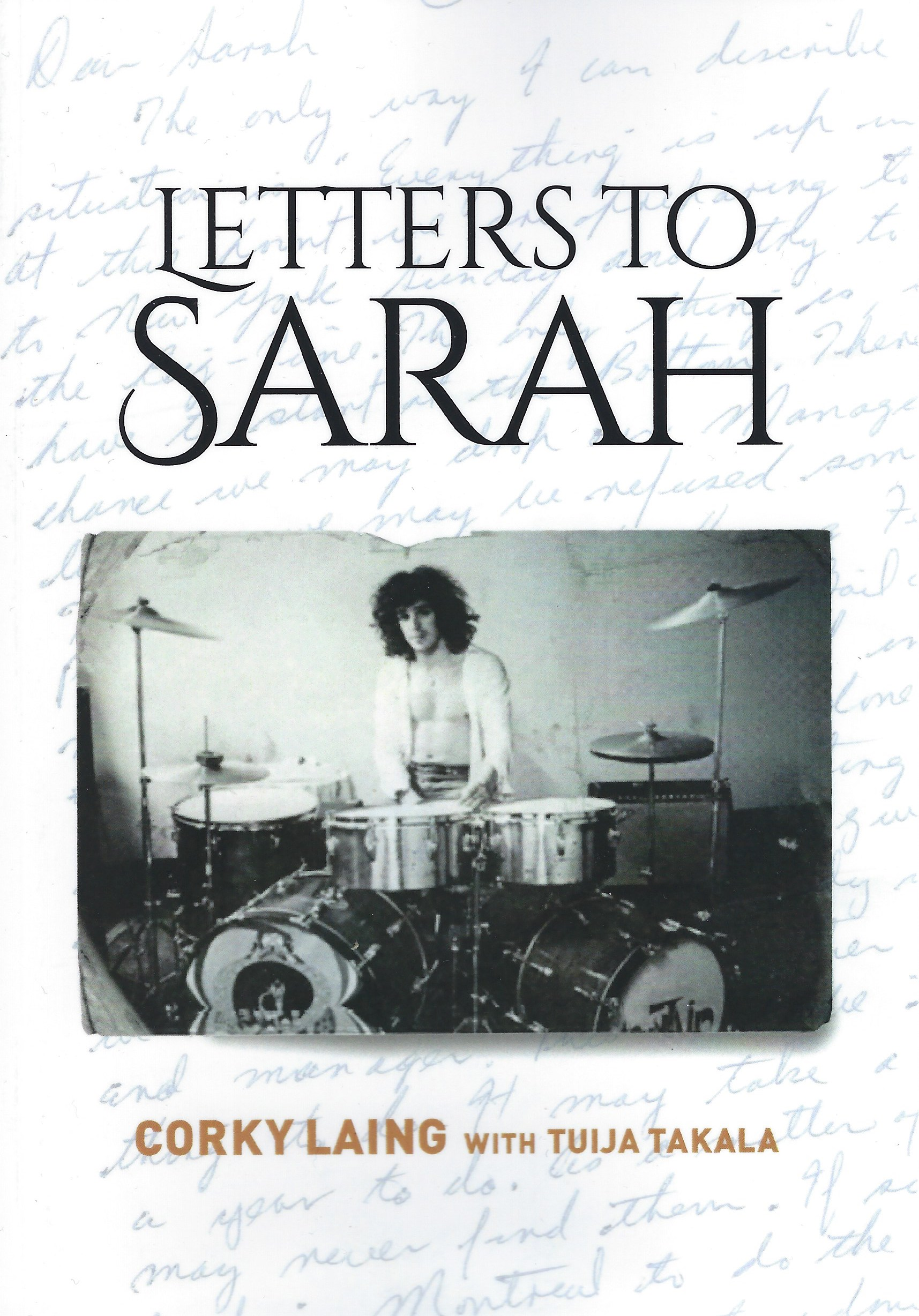Letters To Sarash Book Cover